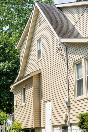 New Siding, Doors, Gutters and Leaders: Hay Ave, Nutley NJ