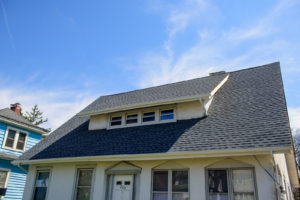 New Roof, Gutters, Leaders, and Rafter Overhangs: Orange Road, Montclair NJ