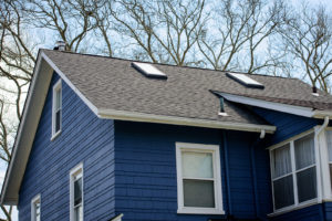 New Roof and Skylight Installation : Ashland Ave, Glen Ridge NJ