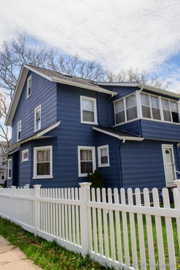 New Roof and Skylight Installation : Ashland Ave, Glen Ridge NJ - House Photo