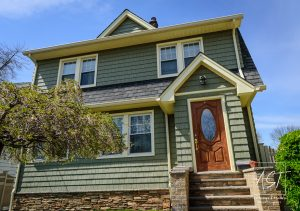 New Roofing and Cedar Impression Siding: Lakewood Terrace Bloomfield NJ